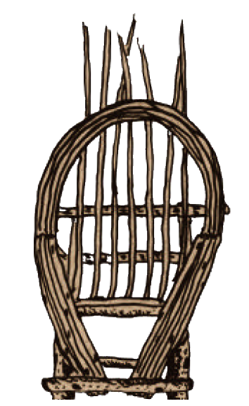 adult willow chair